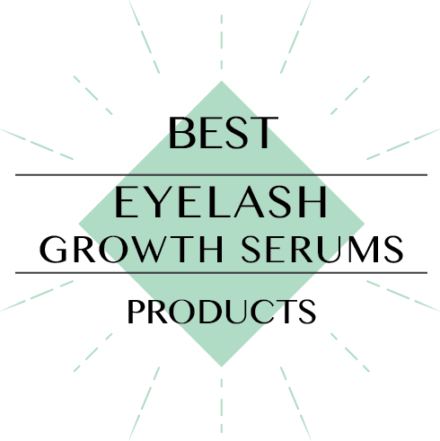 """Top 5"" Eyelash Growth Serums"